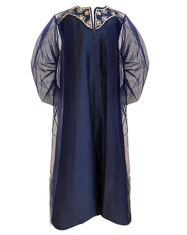 Two Piece Collar Kaftan