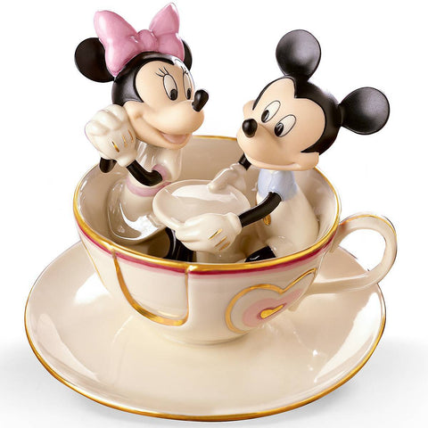Mickey & Minnie Mouse Teacup Twirl