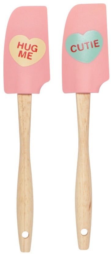 Sweet Hearts S/2 Mini Spatula
