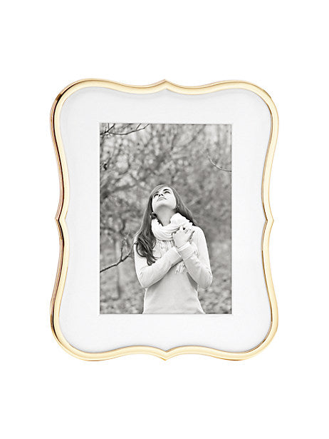 Crown Point Frame - Gold