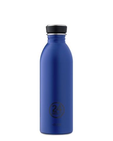 Urban Bottle - Gold Blue