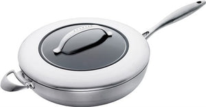 Scanpan CTX Saute Pan with Glass Lid