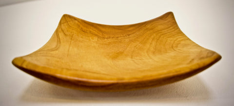 Cypress winged platter