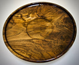 Spalted Walnut Serving Dish