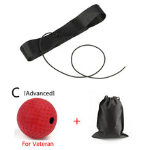 Load image into Gallery viewer, Kick Boxing Reflex Ball Head Band Fighting Speed Training Punch Ball