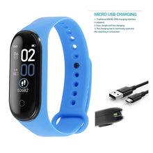 Load image into Gallery viewer, 2020 Heart Rate Monitor Tracker Bracelet Health Fitness