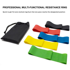 Combo. Sets PCS. of 6, 11's and 17 pcs Pull Rope Resistance Bands