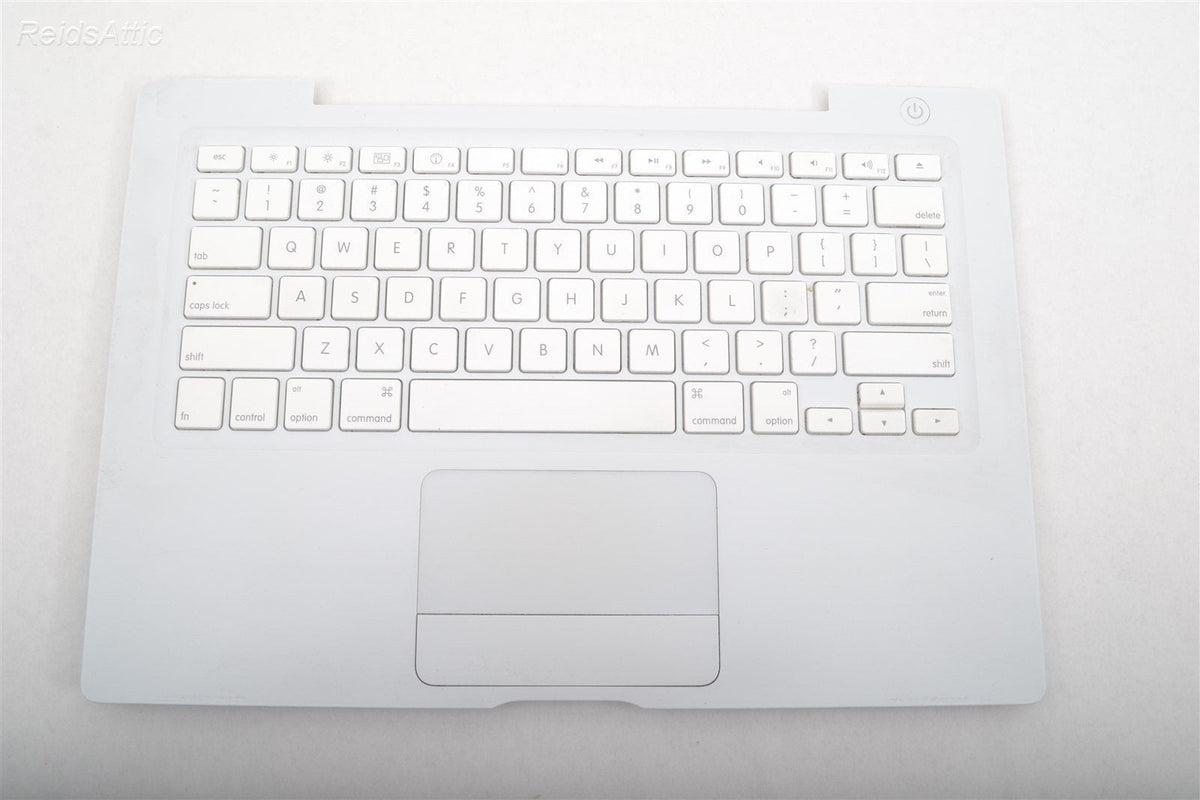 "13"" MACBOOK White A1181 Keyboard Top Case Late 07, 08, 09 Above Average CND."