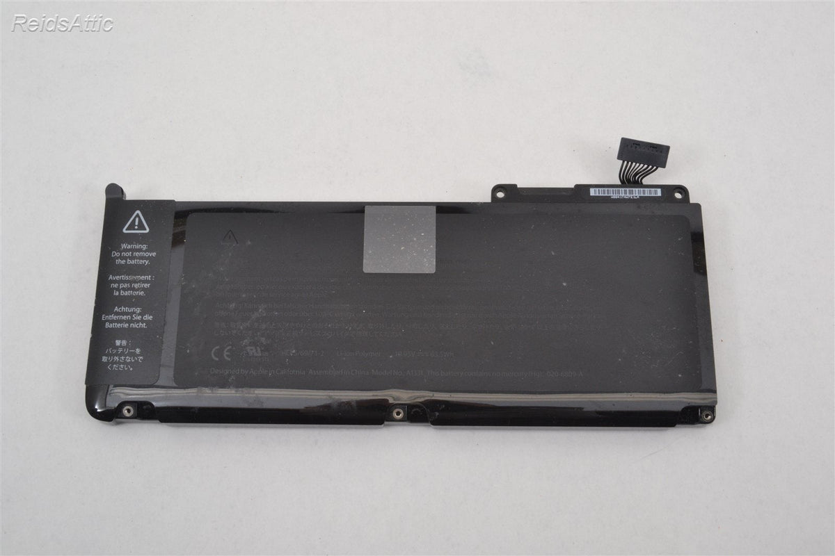 "Genuine 13"" Macbook Unibody A1342 63.5Wh Battery with 400-700 cycles A1331"