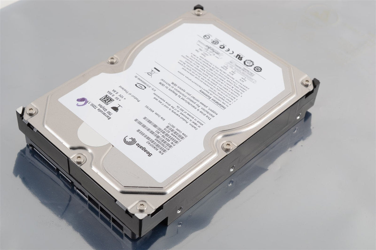 "Seagate Barracuda 7200.11 ST3750330AS 750 GB 7200 rpm 3.5"" Hard Drive"