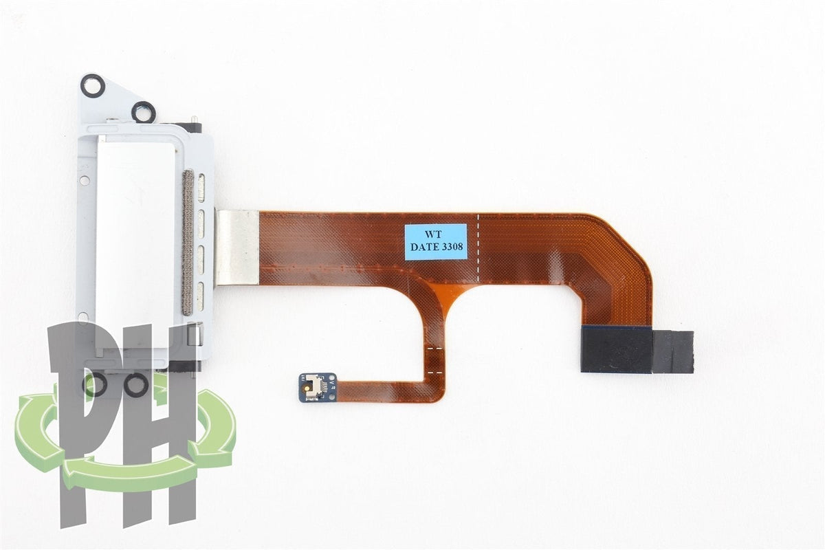 "13"" MacBook Air A1237 MB003LL/A Original Port Hatch Assembly W/ flex cable I/O"