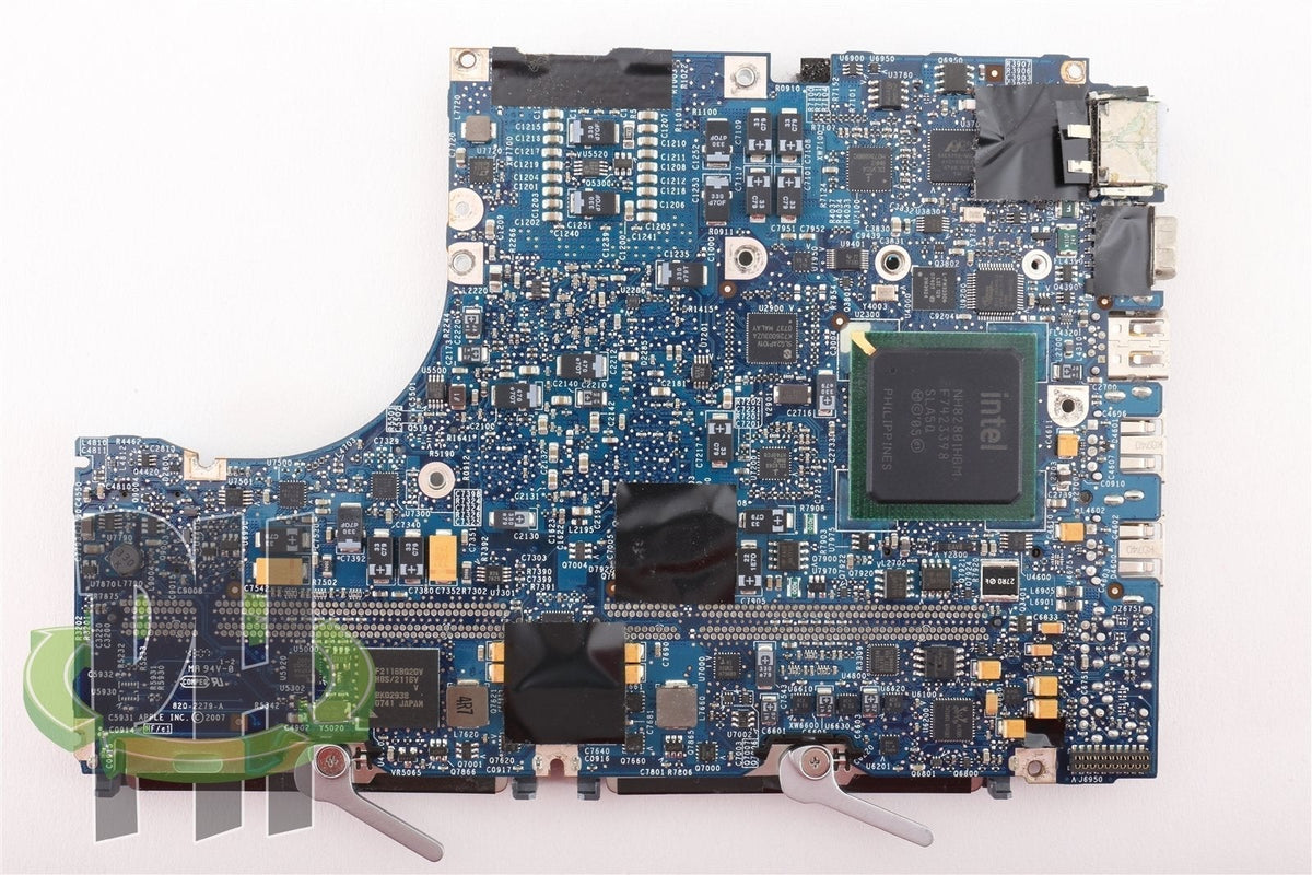 Macbook 13 A1181 MB061LL/B 2.0 GHz T7300 SLA3P C2D Logic Board 820-2279