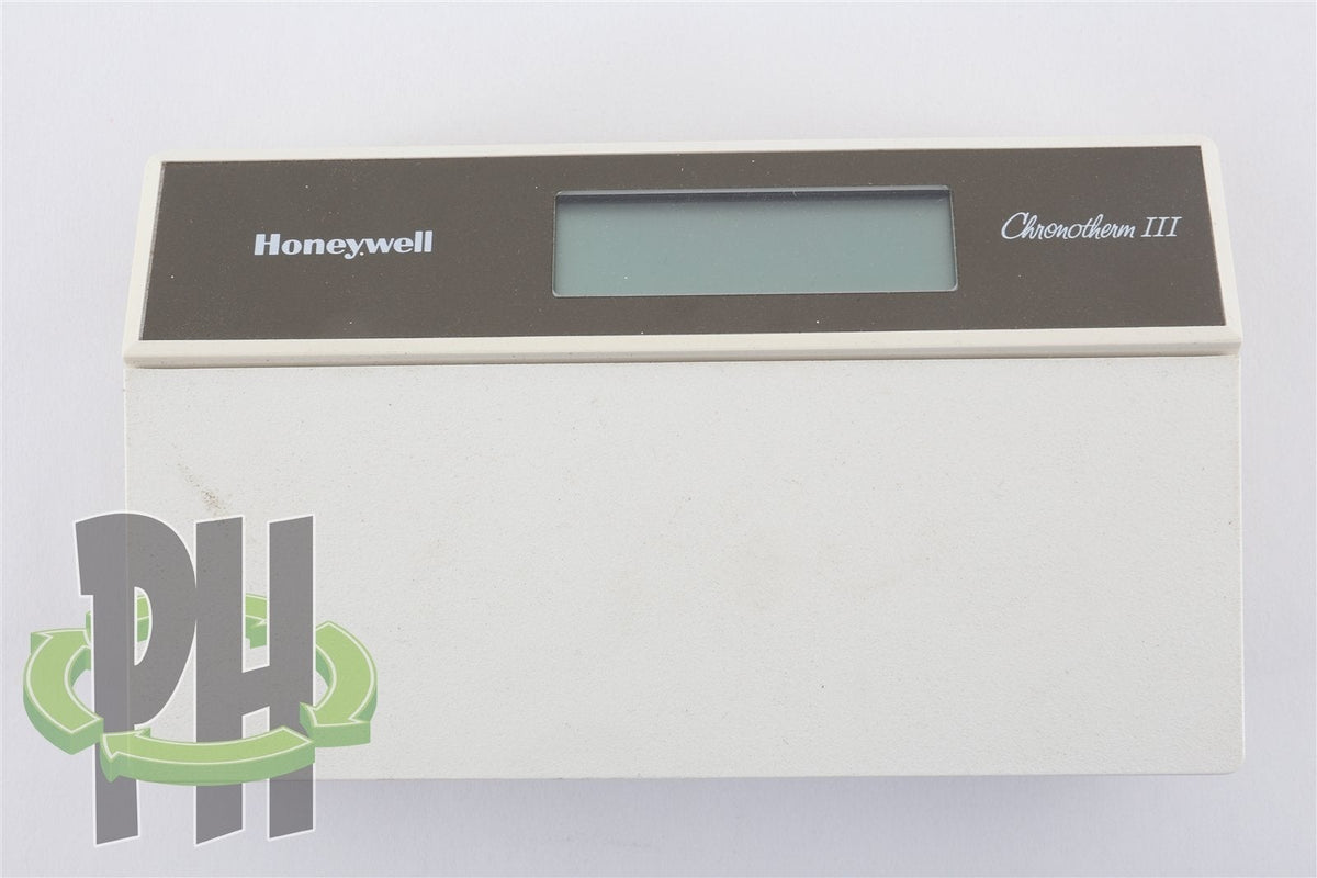 Honeywell T8602C 1095 Chronotherm 3 Thermostat White
