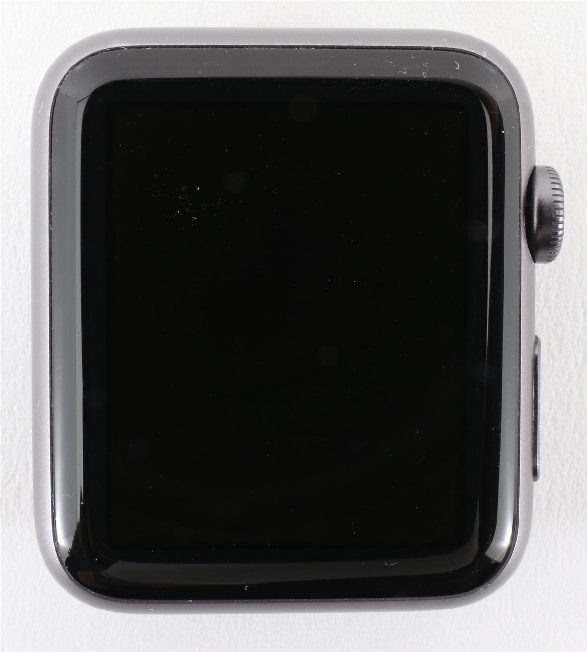 Apple Watch | Series 1 | 42mm | WiFi | Space Gray with Black Band | Very Good