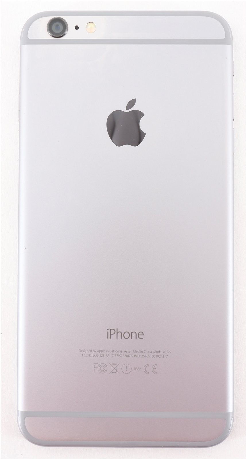 Apple iPhone 6 Plus - 64GB - Silver (AT&T)