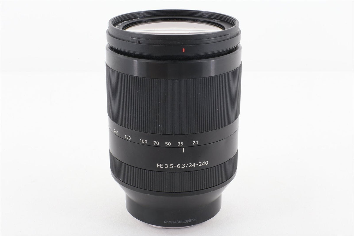 Sony SEL FE 24-240mm f/3.5-6.3 IF AF Optical Steady Shot OSS E-Mount