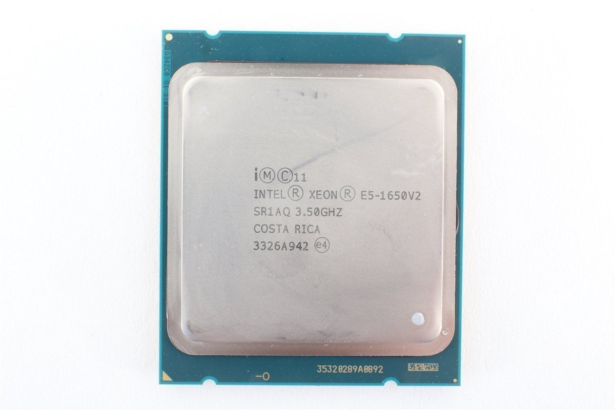 Intel Xeon E5-1650 v2 Six-Core 3.5GHz SR1AQ CPU - Processor Only