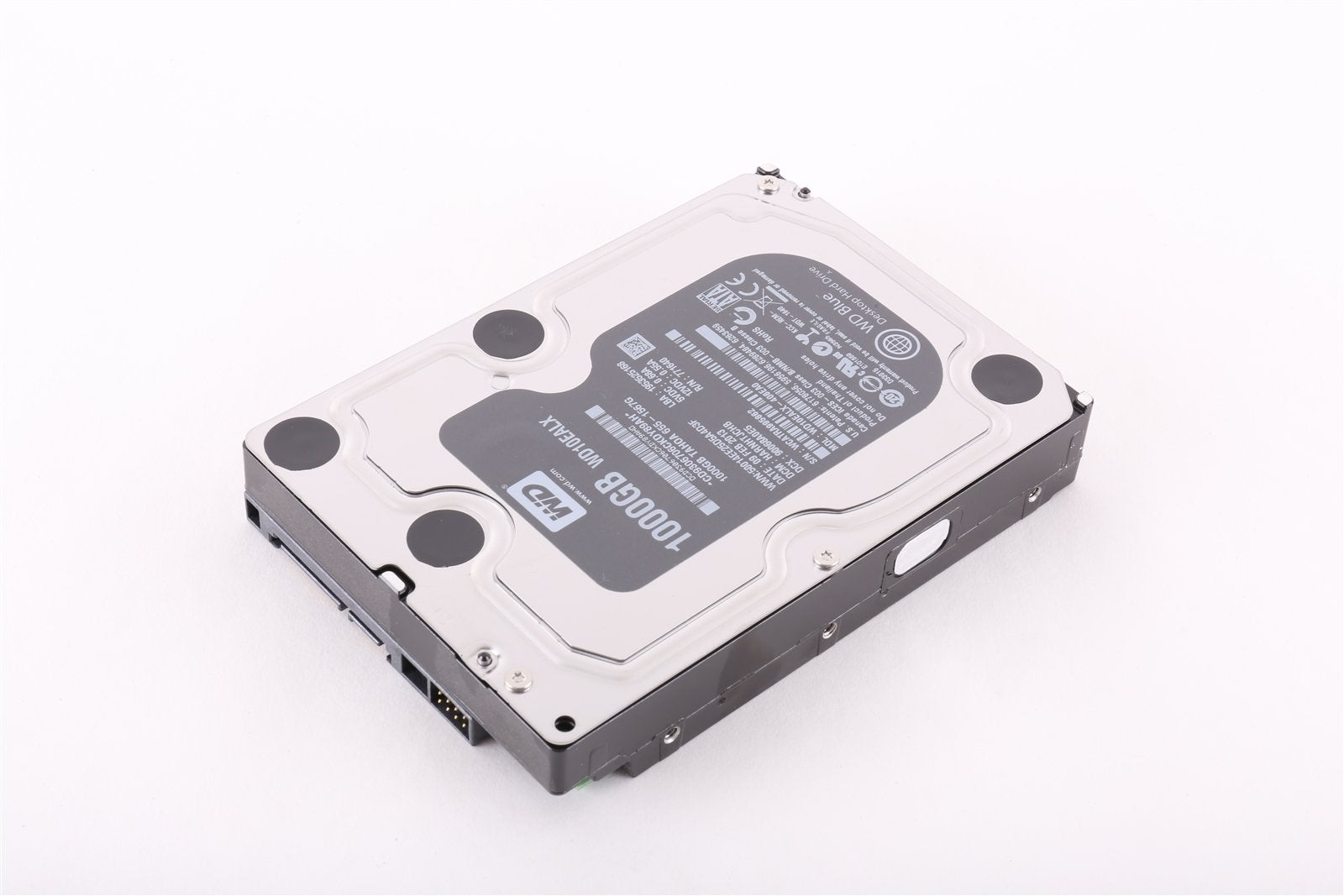Apple OEM Western Digital WD10EALX 1TB SATA 32MB 7200RPM WD Caviar Blue 655-1567