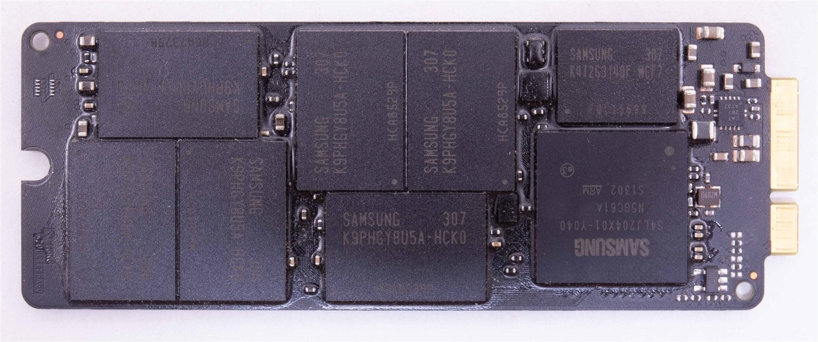 768 GB SSD Samsung MZ-DPC256T/OA2 FOR APPLE iMac 2012-2013 655-1796