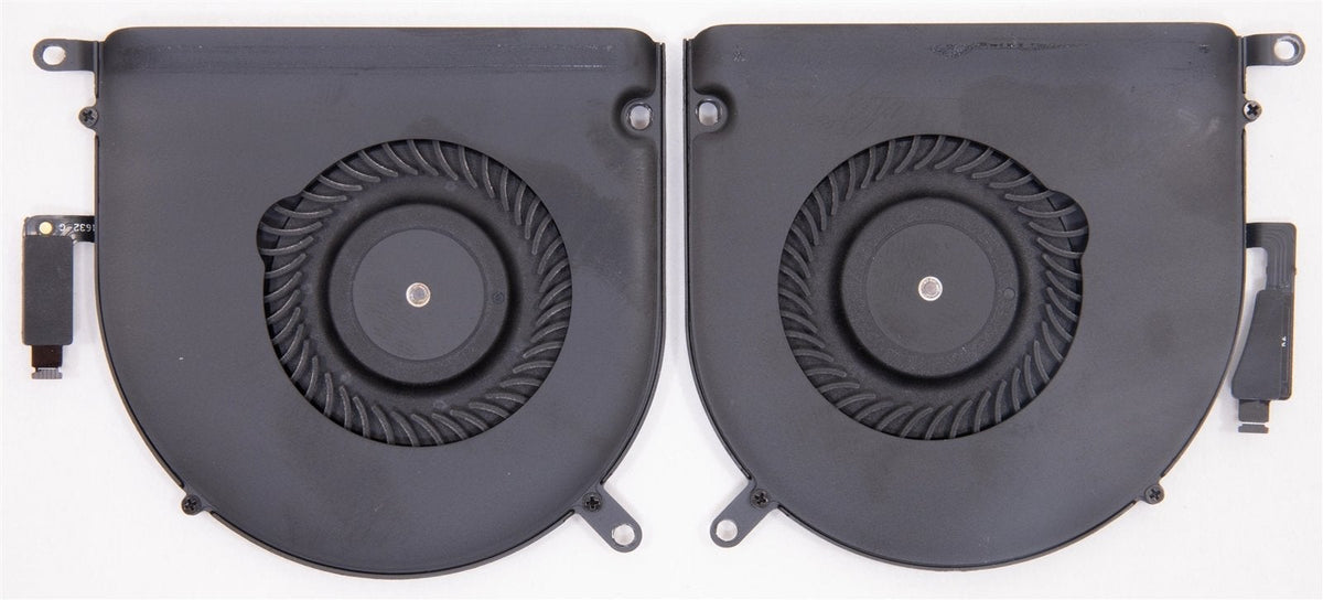 Mid 2015 Macbook Pro Retina 15 A1398 Case cooling fan Right & left