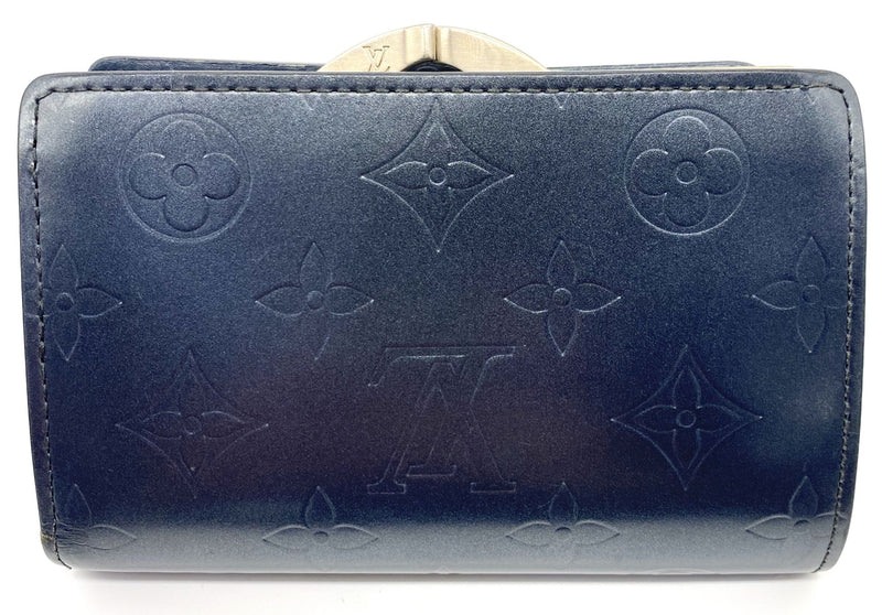 Louis Vuitton Matte Vernis Viennois Wallet - Dick's Pawn Superstore