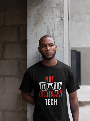 Not Your Ordinary Tech T-shirt