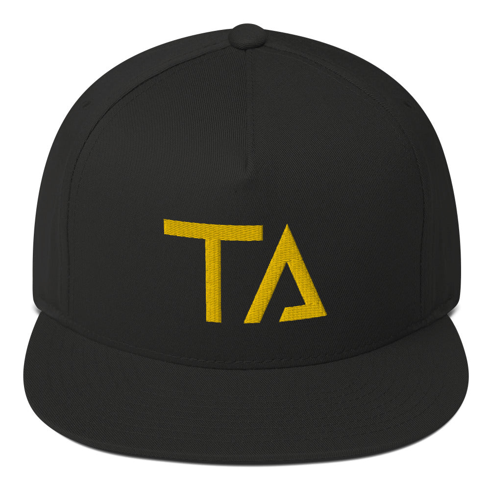 Tech Signature Snapback - Black /Yellow