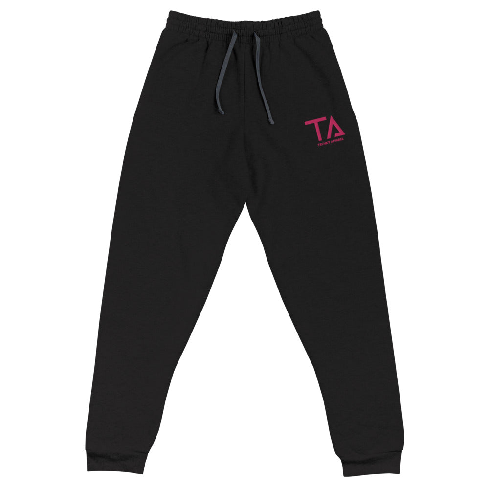 Techky Joggers ( Flamingo Pink )