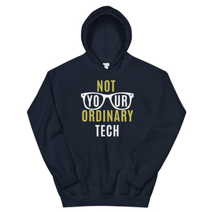 Not Your Ordinary Tech ( Navy)