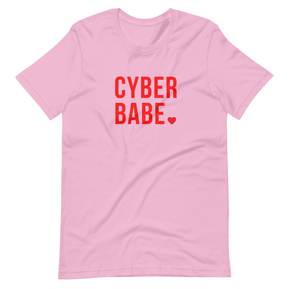 Cyber Babe T-Shirt