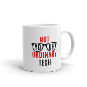 Not Your Ordinary Tech Mug