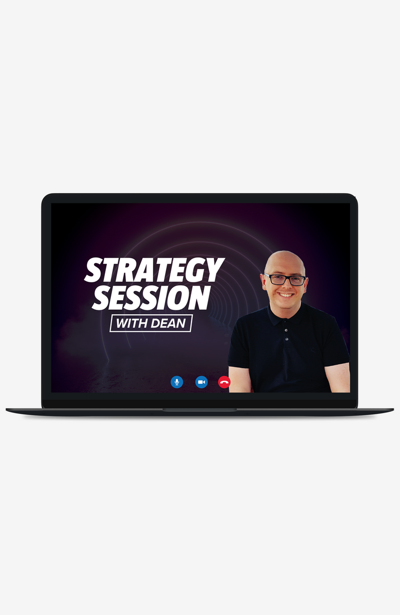 Strategy Session with Dean (1 Hour)