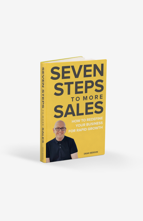 Seven Steps to More Sales - Video and Guidebook