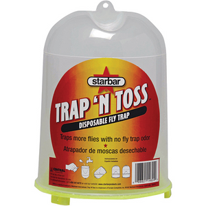 STARBAR TRAP 'N TOSS FLY TRAP