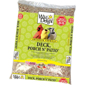 WILD DELIGHT DECK PORCH N' PATIO PROMO BAG