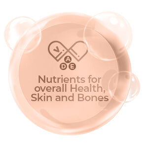 Nutrient for overall Health, skin and Bones