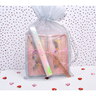 Love your Lashes- 2 pair Set