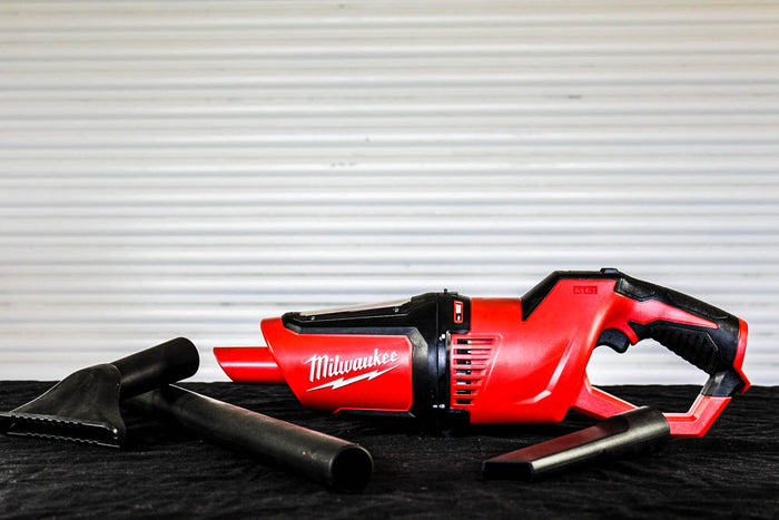 The Best Lightweight Handheld Cordless Vacuum for Job Sites, Home, & Car Cleaning!