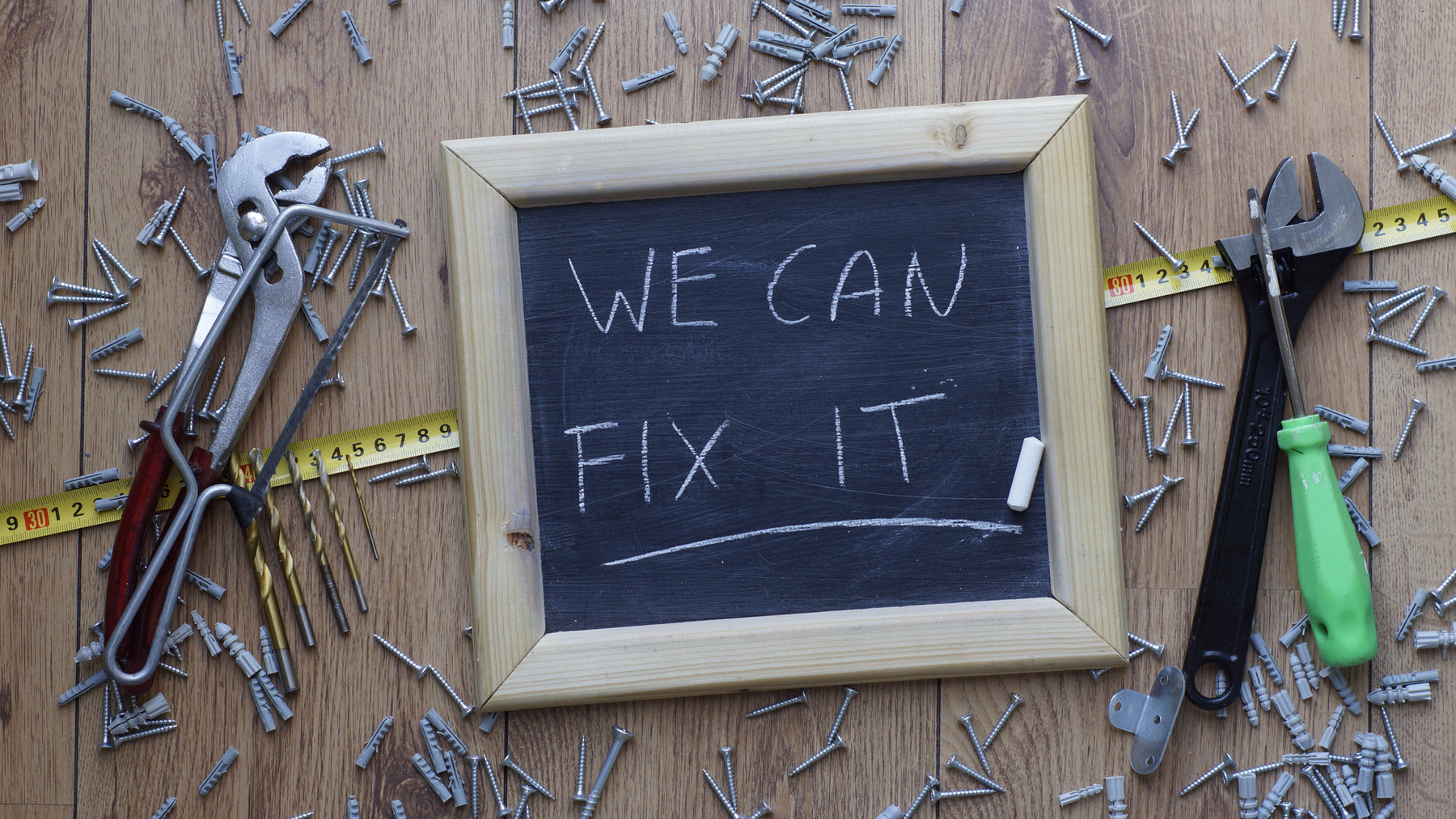 Can I Fix it Myself? - An Answer From The Service Company