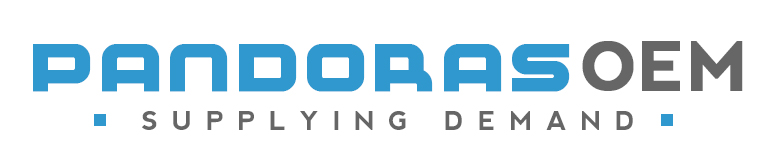 Pandora's OEM Appliance Parts logo