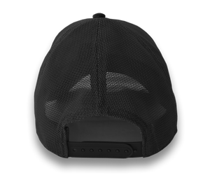 Celly Snapback: Charcoal Heather