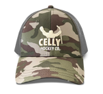 Load image into Gallery viewer, Celly Snapback: Camo