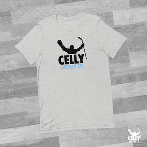 Celly Tee: Athletic Heather