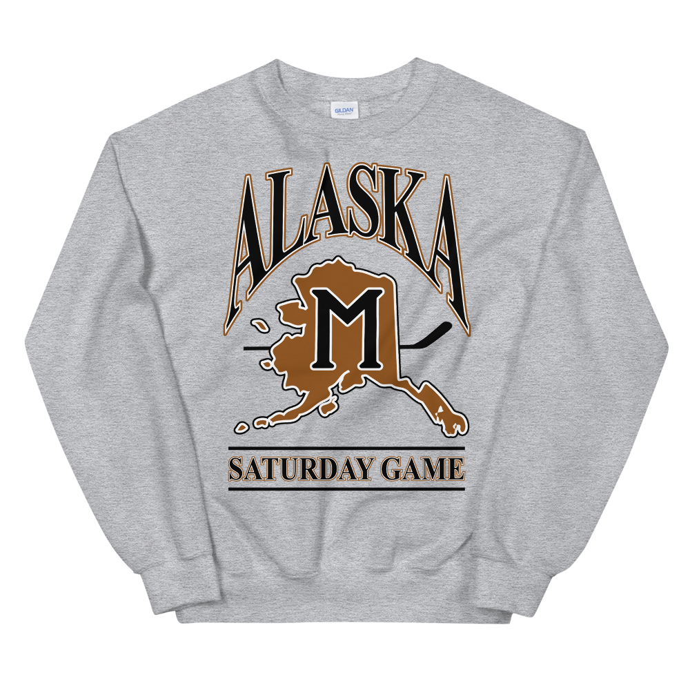 Alaska Saturday Game: Grey