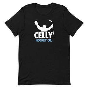 Celly Tee: Black