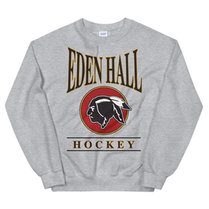 Eden Hall Crewneck: Grey