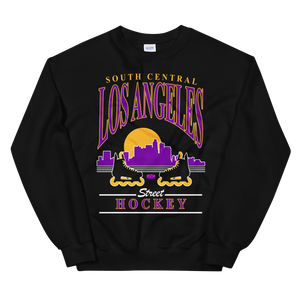 South Central LA Street Hockey Crewneck