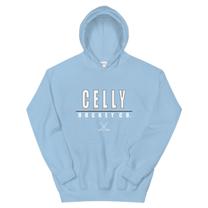 Ice Blue Celly Hoodie