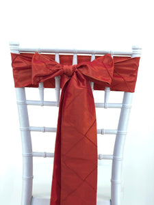 Chair Sashes - Affordable & Luxury Event Rentals