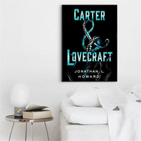 Canvas Carter & Lovecraft